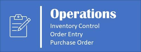 sage 300 operations modules